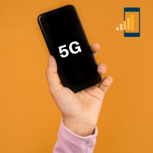 5G Amplificador de señal móvil