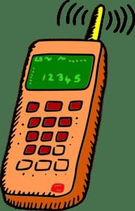 Antena amplificadora de señal de teléfono