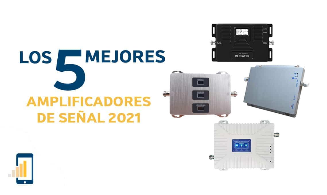 Los 5 mejores amplificadores de señal 2021